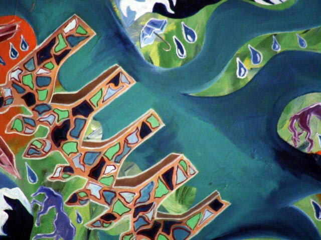 Dhaka Flood of 2004, detail 3