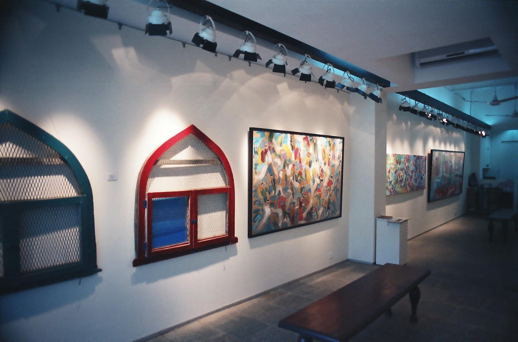Deccani Ark, installation, view 2